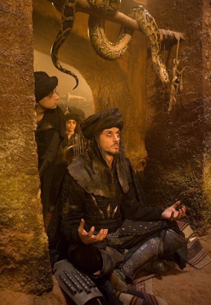 «Принц Персии: Пески Времени» — 2010